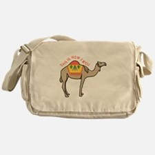 How I Roll Messenger Bag