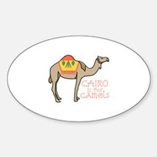 Cairo For Camels Decal