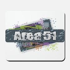 Area 51 Design Mousepad