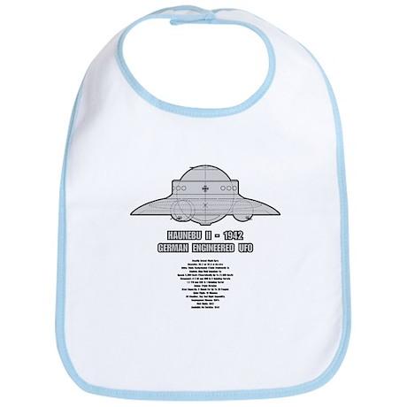 Haunebu II Flying Disc Bib