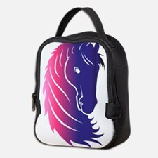 Horse Neoprene Lunch Bag