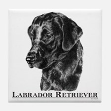 Labrador Retriever Dog Breed Tile Coaster