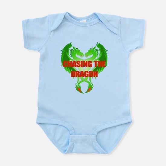 Chasing the Dragon Infant Bodysuit