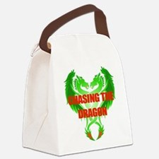 Chasing the Dragon Canvas Lunch Bag