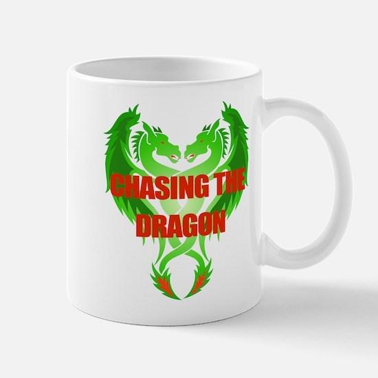 Chasing the Dragon Mug