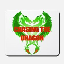 Chasing The Dragon Mousepad