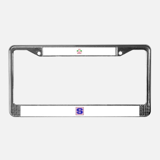 1950 This star was born License Plate Frame
