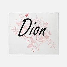Unique Dion Throw Blanket