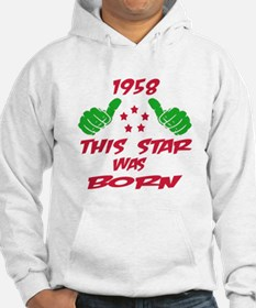 1958 This star was born Hoodie