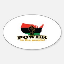 Power To People Decal