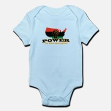 Power To People Body Suit