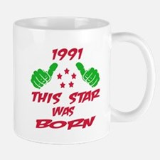 1991 This star was born Mug