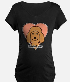 Cute Poodle breed T-Shirt