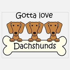 Dachshund Wall Art dachshund wall art | dachshund wall decor