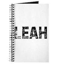 Leah Journal