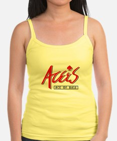 ACERS LOGO OFFICIAL, Jr.Spaghetti Strap.