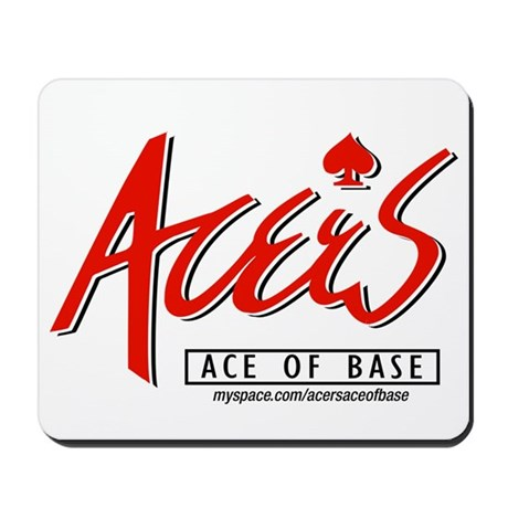 ACERS LOGO OFFICIAL, The Mousepad