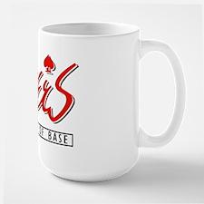 ACERS LOGO OFFICIAL, Large Mug