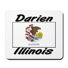 Darien Illinois Mousepad