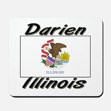 Darien Illinois Mousepad