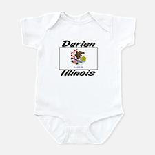 Darien Illinois Infant Bodysuit
