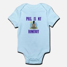 Cool Groundhog Infant Bodysuit