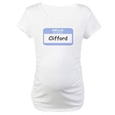 My Name is Clifford Shirt