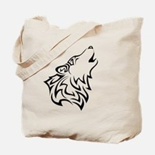 Cool Wolves Tote Bag