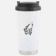 Wolves Travel Mug