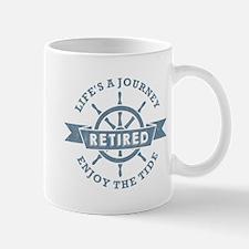 Nautical Retired Mug