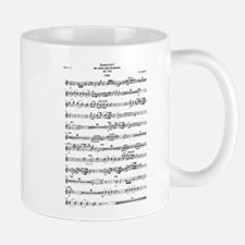 Wolfgang Amadeus Mozart Mugs