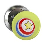 "Toy Ball Vintage Print 2.25"" Button (100 pack)"
