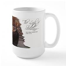 The Lady of Shalott mug Mugs