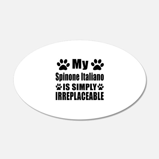 Spinone Italiano is simply i Wall Decal