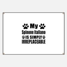 Spinone Italiano is simply irreplaceable Banner
