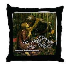 Cute William bell Throw Pillow