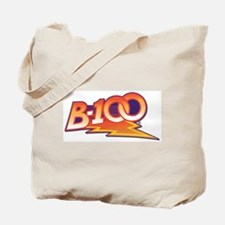 B-100 2015 Logo Tote Bag