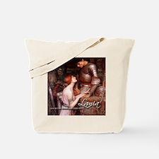 Unique Romantic mens Tote Bag