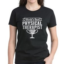 World's Best Physical Therapist T-Shirt