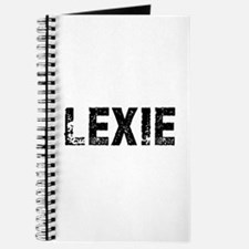 Lexie Journal