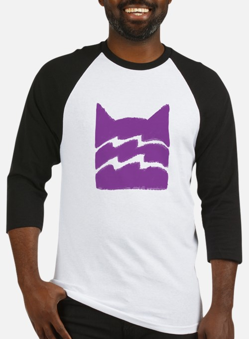 Riverclan PURPLE Baseball Jersey