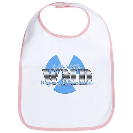 Daddy's WMD Bib