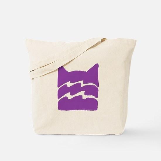 Riverclan PURPLE Tote Bag