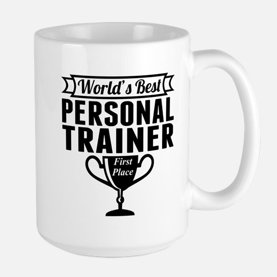 World's Best Personal Trainer Mugs