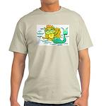 Kitty Mermaid Light T-Shirt