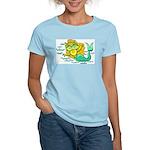 Kitty Mermaid Women's Light T-Shirt