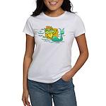 Kitty Mermaid Women's T-Shirt