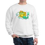 Kitty Mermaid Sweatshirt