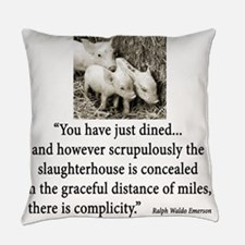 Slaughterhouse.tif Everyday Pillow