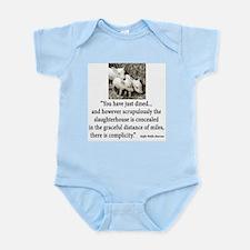 Slaughterhouse.tif Infant Bodysuit